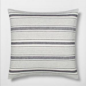 Hearth & Hand euro pillow sham
